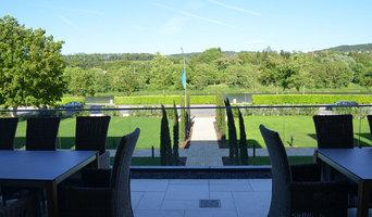 Moderner Barockgarten