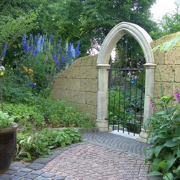 Musteranlage - Garten für Augen und Seele