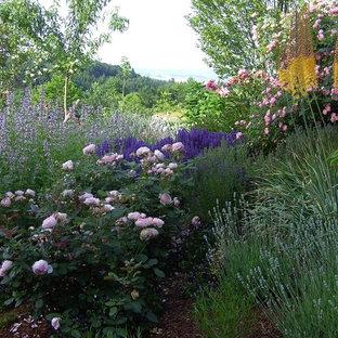 Jardin romantique Cologne : Photos et idées déco de jardins
