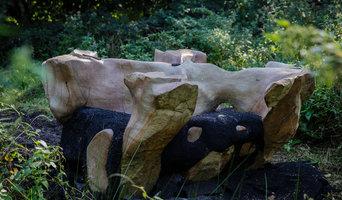 Naturstein Skulptur