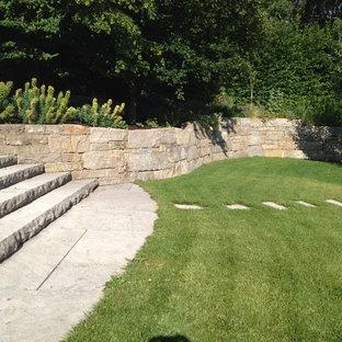 Jardin méditerranéen Munich : Photos et idées déco de jardins