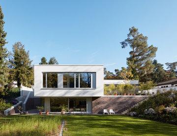 Neubau Einfamilienhaus im Kieferwald
