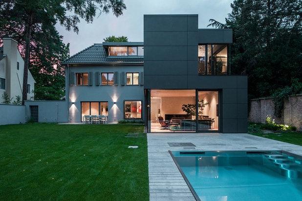 Modern Garten by Gnädinger Architekten