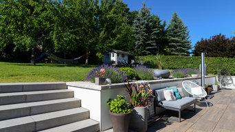 Neugestaltung Familiengarten