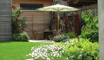 Planung und Anlage eines Privatgartens in Notzingen