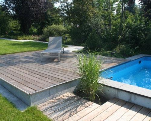 pool garten. Black Bedroom Furniture Sets. Home Design Ideas