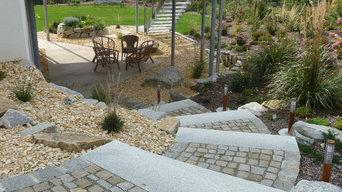 Private Gartenanlagen