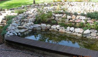 Private Teichanlage