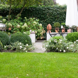 Klassischer Garten in Düsseldorf