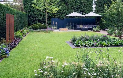 Ramponierten Rasen nachsäen: So wird die Wiese wieder grün