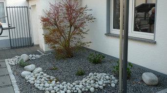 Privatgarten in Idstein