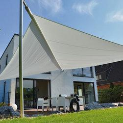 markisen sonnensegel modern sonnenschutz und sichtschutz. Black Bedroom Furniture Sets. Home Design Ideas