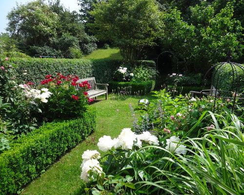 Klassischer garten ideen f r die gartengestaltung houzz for Gartengestaltung coburg