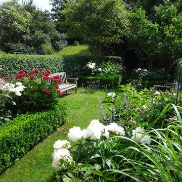 Reihenhausgarten Coburg