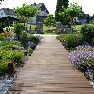 Jardin classique Francfort : Photos et idées déco de jardins
