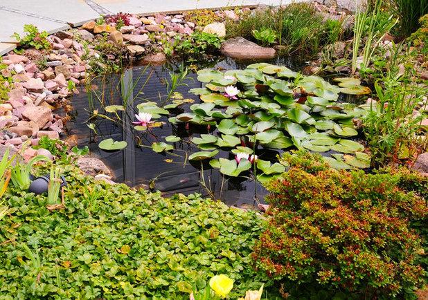 Attraktiv Modern Garten By Garten  Und Landschaftsbau Strenger GmbH