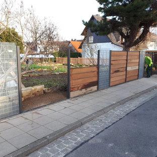 Jardin contemporain Hanovre : Photos et idées déco de jardins