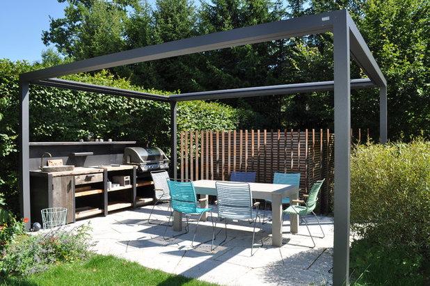 Modern Garten by wildigarten, Garten- und Landschaftsbau