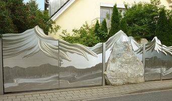 Stainless Steel Gates, Edelstahl Tore