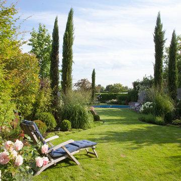 Südliches Flair - ein Garten mit Urlaubscharakter