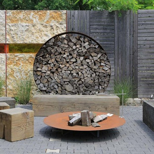 Moderner Garten in Sonstige