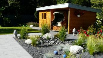 Urlaub im eigenen Garten