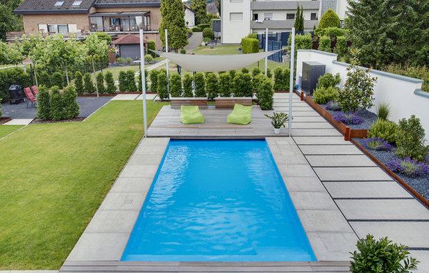 Modern Garten by GIFFEL GMBH - GARTEN.POOL