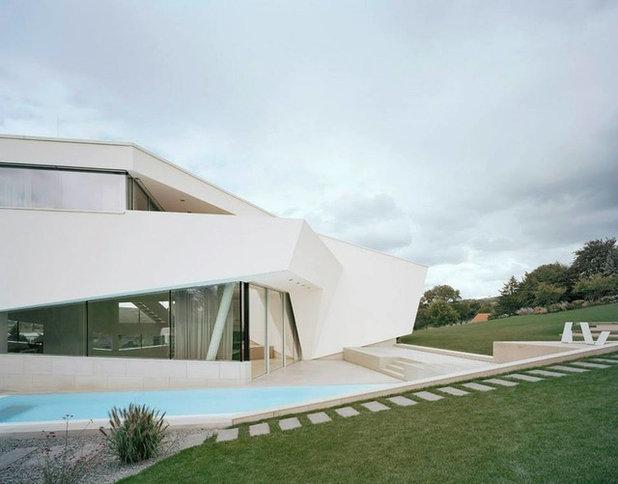 Modern Garten by Project A01 Architects ZT GmbH