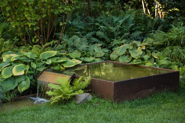 Modern Garten by grasgrau - GARTENDESIGN