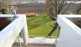 Wohnhaus Sürth, Terrasse
