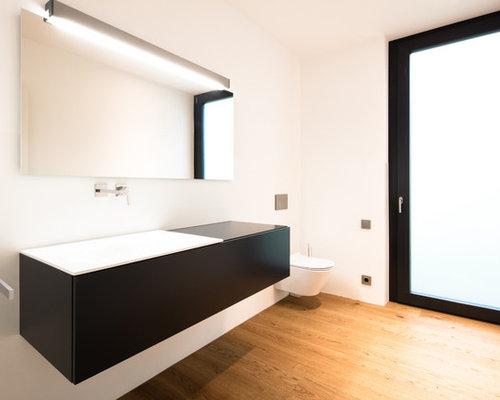 Moderne Gästetoilette & Gäste-WC: Ideen für Gästebad- und Gäste-WC ...