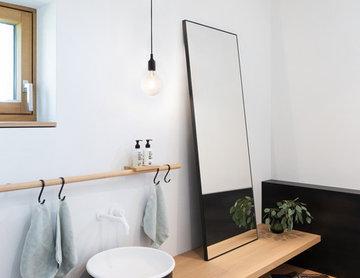 GÄSTE-WC - Innenausbau - Vom maßgeschneiderten Konzept zum Wohntraum