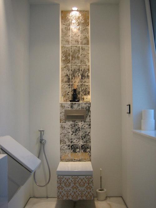 Kleine Gu00e4stetoilette u0026 Gu00e4ste-WC mit Urinal: Ideen fu00fcr ...