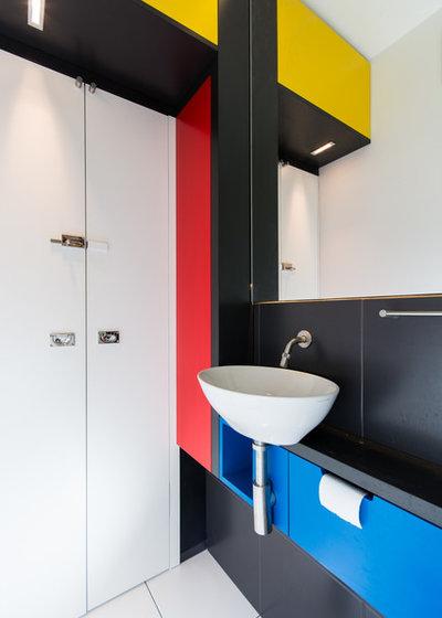 Moderne Toilettes by vivante