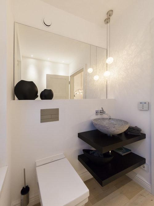 Gästetoilette & Gäste-WC: Ideen für Gästebad- und Gäste-WC-Design