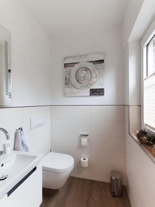 Maritime Gästetoilette & Gäste-WC: Ideen für Gästebad- und Gäste-WC ...