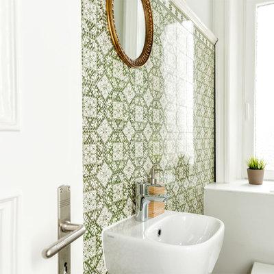 Gästetoilette by Siw Matzen, Innenarchitektur + Design