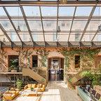 Reforma interior local en sabadell barcelona industrial - Aguirre newman arquitectura ...