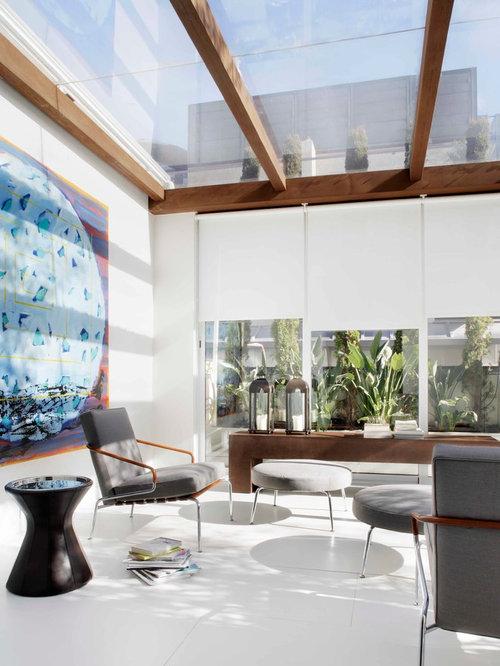 moderner wintergarten mit keramikboden ideen design. Black Bedroom Furniture Sets. Home Design Ideas