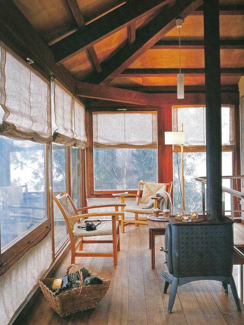 Holzboden Im Wintergarten landhausstil wintergarten in spanien ideen design bilder houzz