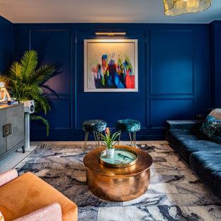 Bar & Media Room Design