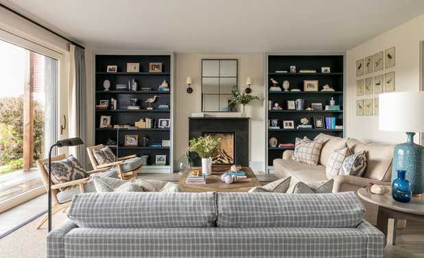 Coastal Family & Games Room by Nick George  |   Photographer