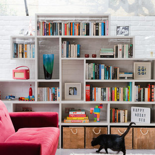 Bespoke joinery, clever toy storage