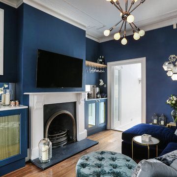 Clapham house renovation
