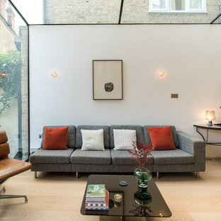 Clapham side extension