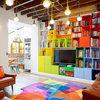 Visite Privée : Une maison de famille haute en couleur