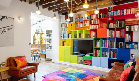 Built-in Storage Transforms These Living Rooms