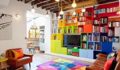 Inspiriert vom Regenbogen: 14 farbenfrohe Wohnideen zum CSD
