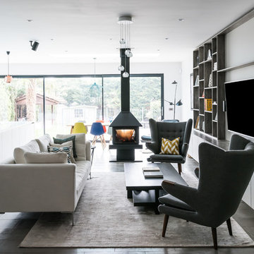 Contemporary and Stylish home renovation in Essex