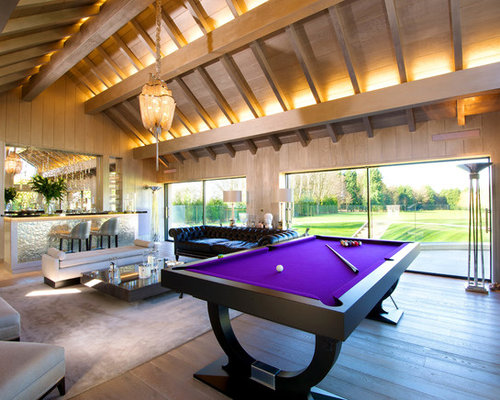 Snooker room home design ideas renovations photos for Pool room design uk